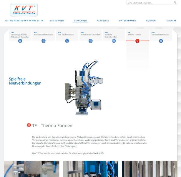 Web Kvt Bielefeld Wedderwille Design